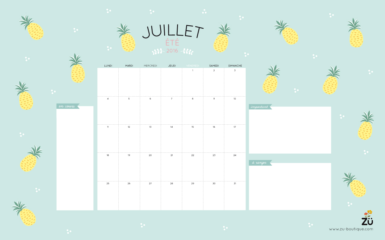 calendrier 2016 calendrier diy calendrier2016 diy printable calendrier ...