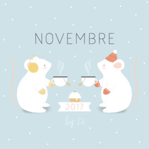 Kit cartes tapes b b z le blog - Calendrier de l avent bebe ...